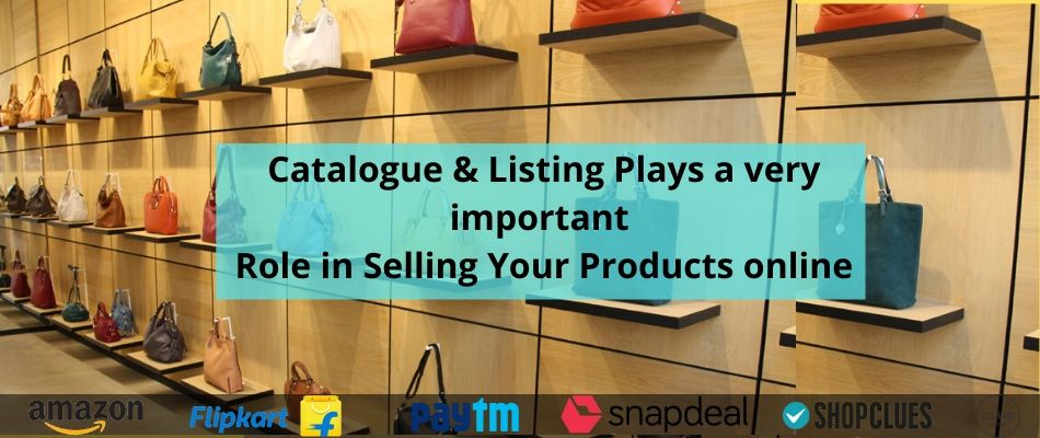ecommerce product catalog service provider in india